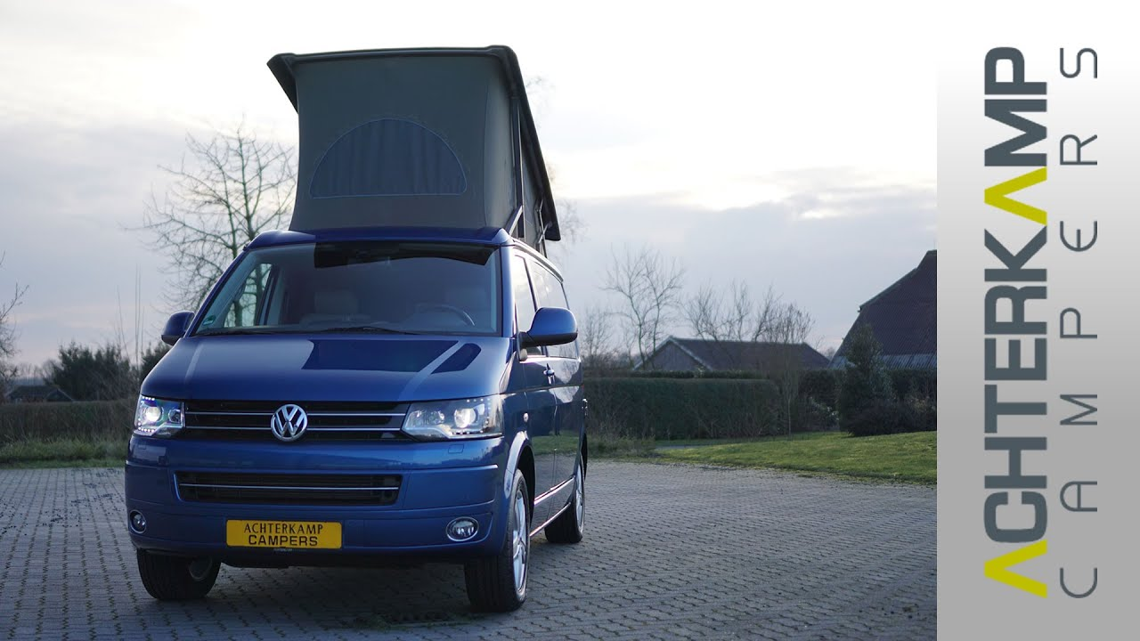 vw t5 california 4motion dsg 132kw youtube. Black Bedroom Furniture Sets. Home Design Ideas