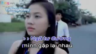 Ngã Tư Đường Hồ Quang Hiếu Karaoke Beat CHUẨN
