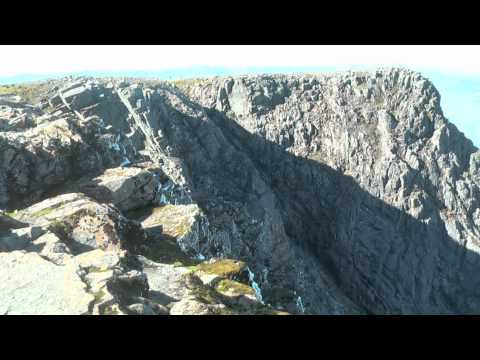 Climbing Ben Nevis - Scotland's Highest Point