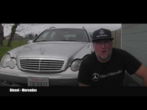 Mercedes Rattle Noise