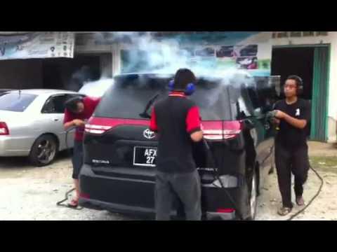 Car Wash Setup Malaysia