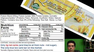 Quest Bars Review - Pt 12 Lemon Cream Pie