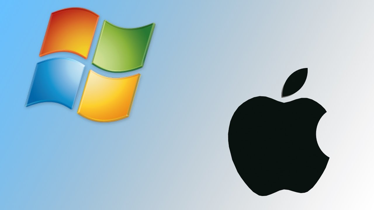 How to transfer files between PC/Mac THE EASY WAY! Windows 7/8/OSX ...