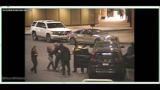 GoldenNugget Security footage of Atlantic City Mayor in fight