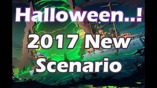 World o f Warships - New Halloween Event (Senario) - 2017