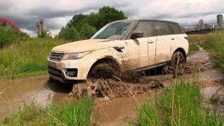 Range Rover Sport - Тест-драйв спортивного внедорожника! via ATDrive(Тест-драйв