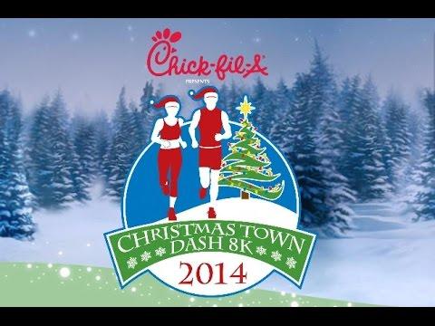 Christmas Town Dash (2014)