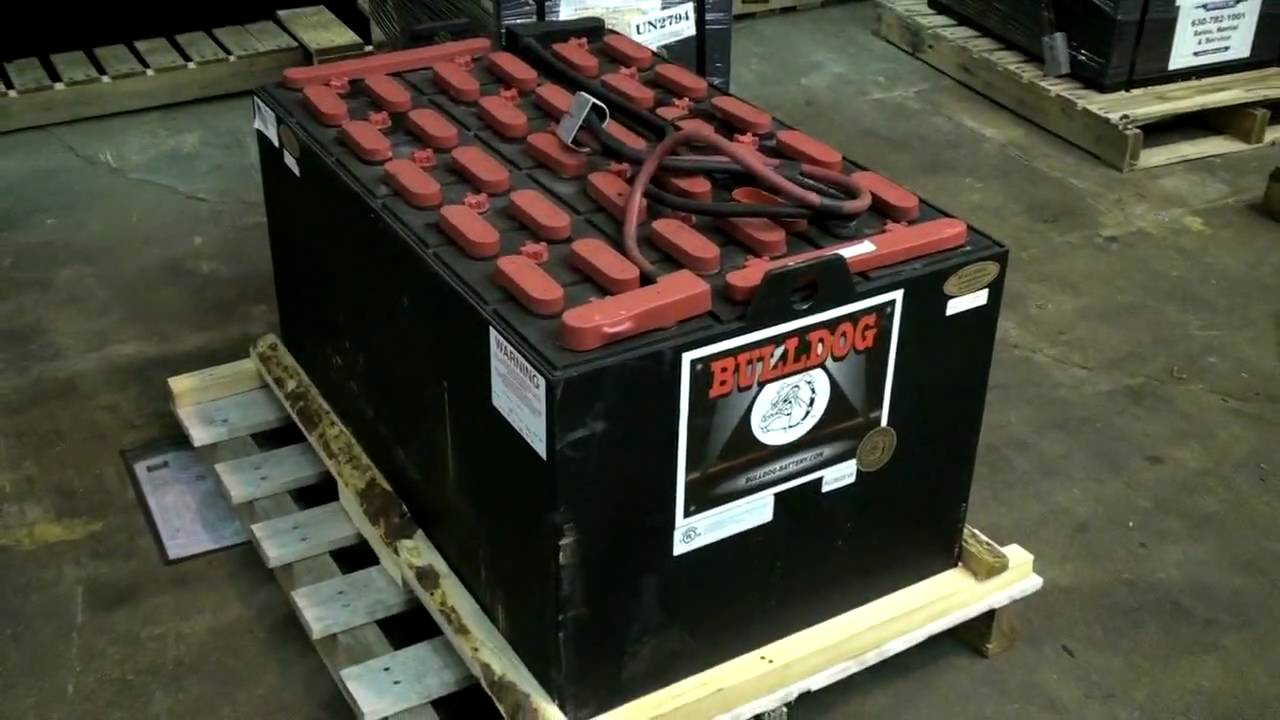 Industrial Batteries The Dos And Don Ts Youtube