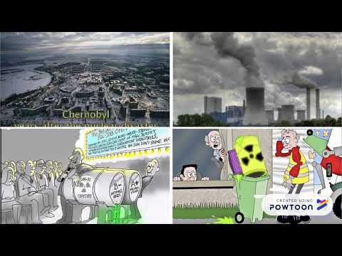 VIDEO OF STUDY CASE ON NUCLEAR ENERGY POWER PLANT