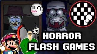 Horror Flash Games