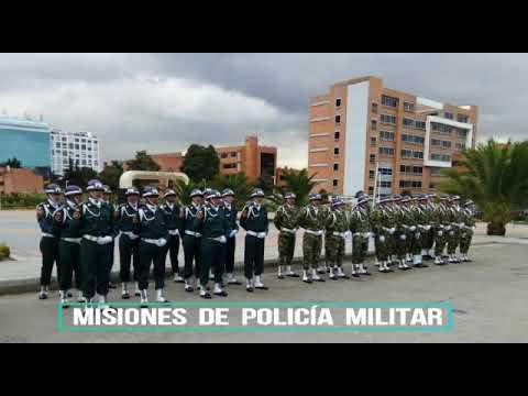 Entrenamiento en Procedimientos de Policia Militar - BAPOM 15