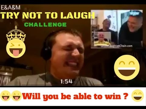 TRY NOT TO LAUGH | Challenge the impossible (Can you hold out to the end) =D