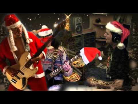 We Wish You A Metal Xmas And A Headbanging New Year. Full band cover.