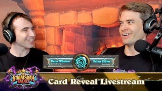 The Boomsday Project: Card Reveal Livestream