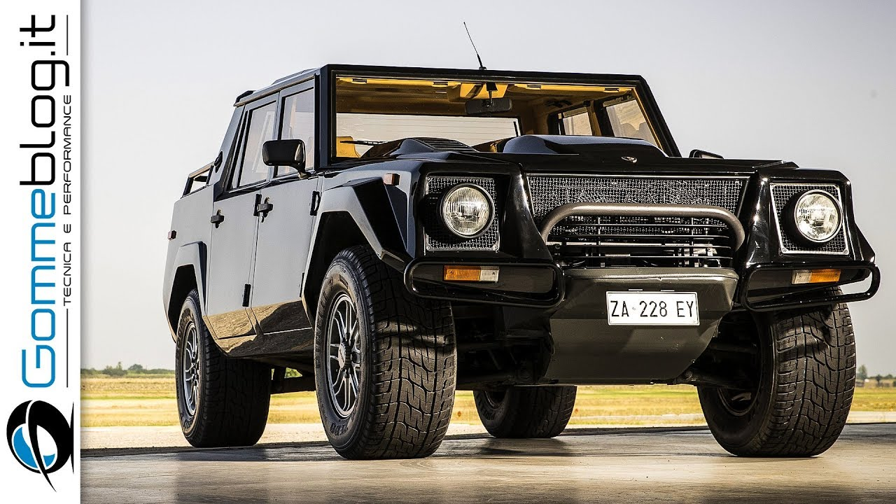 Lamborghini LM002 \u2013 The World\u2019s First Luxury SUV , BEST CARS !!!
