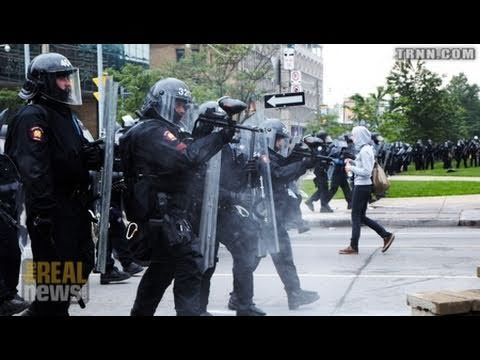 Thousands of G20 Detentions Illegal: Ontario Ombudsman