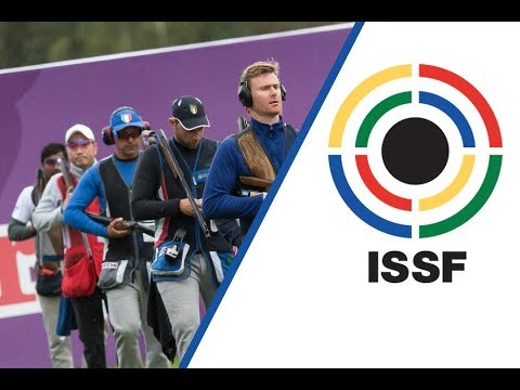 Double Trap Men Final - 2017 ISSF World Championship Shotgun in Moscow (RUS)