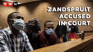 The six accused in the Zandspruit mob attack case appeared at the Roodepoort Magistrates Court on 9 June 2021, where the case was postponed to 23 June 2021. The six were arrested and charged with murder after eight of the nine men set alight in Zandspruit succumbed to their wounds.  #Zandspruit #MobAttack #ZandspruitKillings