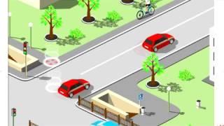 Учим правила дорожного движения развивающие игры и мультфильмы для детей