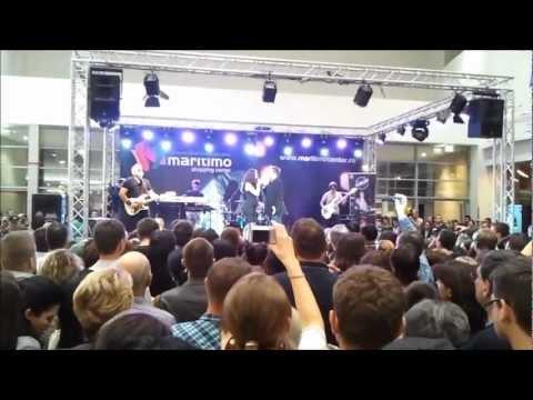 Horia Brenciu Live at Maritimo Shopping Center Constanta - 28.10.2012