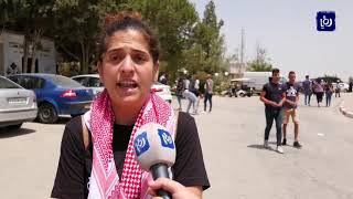 إصابات في مواجهات مع جنود الاحتلال شمال مدينة البيرة  - (17-7-2019)
