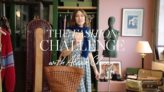 The Fashion Challenge with Alexa Chung | NET-A-PORTER