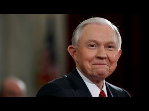 Sessions' confirmation hearing continues into 2nd day