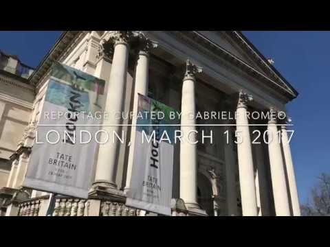 TATE BRITAIN -  CONTEMPORARY COLLECTION