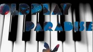 Coldplay - Paradise (Acoustic Piano Cover)