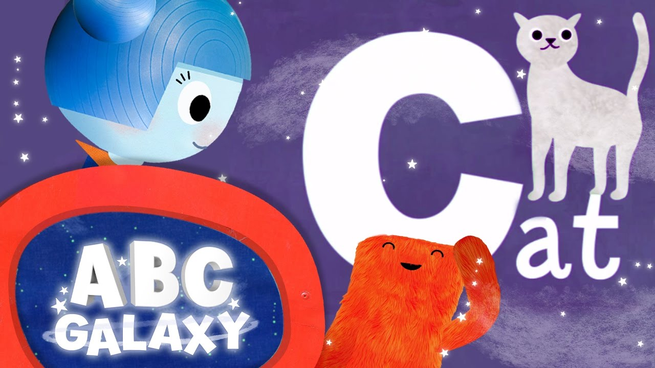 Spelling Cat! | How to Spell for Kids | Spelling with Letters ABC | ABC Videos from ABC Galaxy