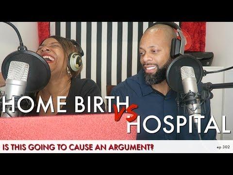 Home birth vs Hospital | ITGTCAA Podcast