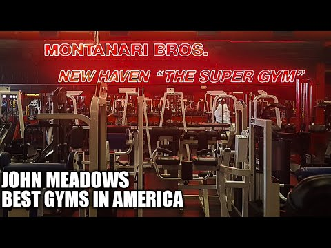 John Meadows Best Gyms In America | Montanari Brothers Powerhouse Gym