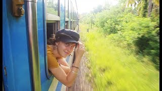 Trains and travel in Sri Lanka