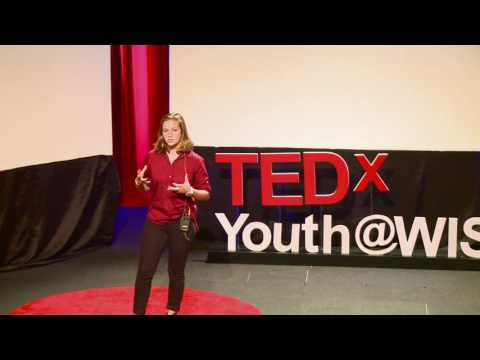 The power of the smile | Danielle Popov | TEDxYouth@WISS