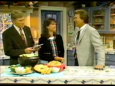 Glen Campbell Cooks Chili With Gary Collins