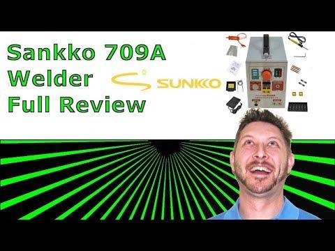 Sunkko Battery Welder - Full Review