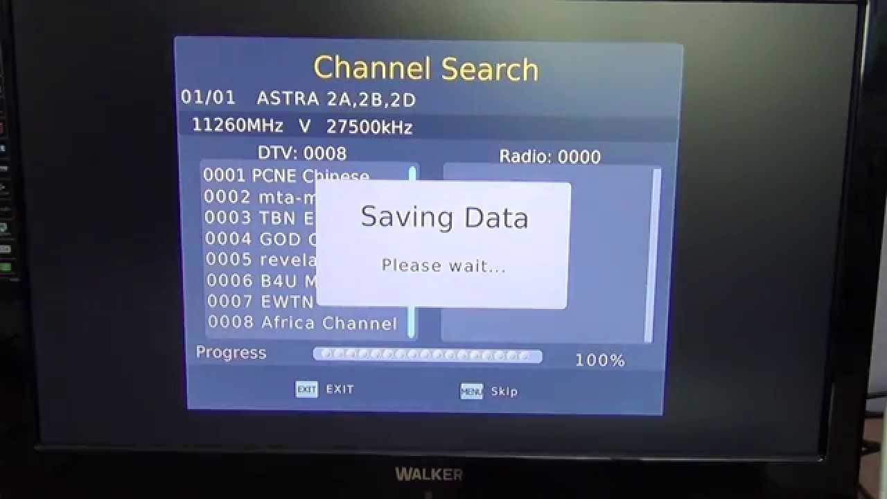 triax hds110 hd satellite receiver manually tune in satellite rh youtube com First BBC Views Recent BBC