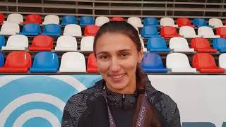 """Александра Цох победительница в беге """"Рулетка"""" закрытия сезона Geraklion Athletics"""