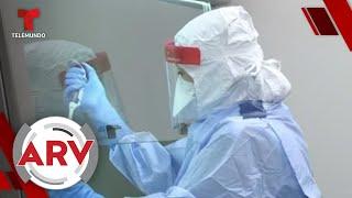 Coronavirus: Periodista contagiado revela lo que está viviendo y cómo contrajo el virus | Telemundo