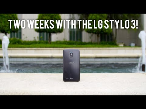 Two Weeks with the LG Stylo 3 Review: Budget Phone with a Pen
