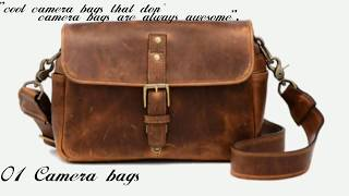Best Gifts for Photographers | Awesome gifts | bags | camera acessories