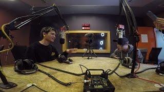 LIVE ON TAIWAN RADIO!