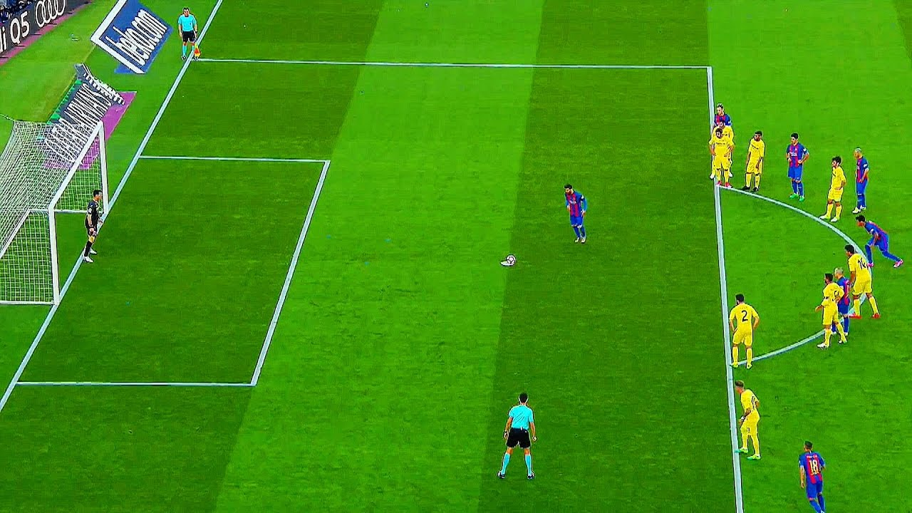The 3 Panenka Penalties by Lionel Messi Only One to Do It ...