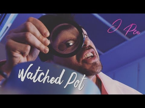 J Pee -  Watched Pot (Official Music Video)