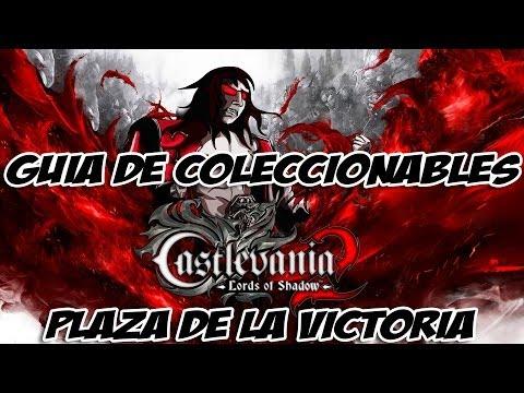 """Castlevania: Lords of Shadow 2 """"Guía de TODOS los Coleccionables"""" - Plaza de la Victoria"""