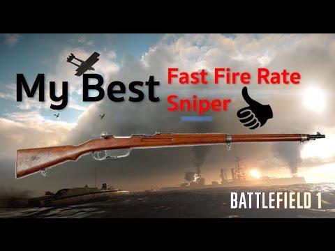 Gewehr M.95 Infantry: Fast Shoot Sniper  - 31 Kills in Domination | Battlefield Multiplayer Gameplay