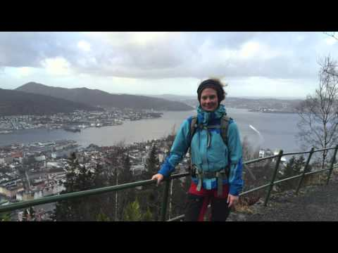 Weekend trip to Bergen, Norway - November 2015 (part 1)