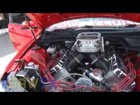Gups 1200 HP Australian Holden HSV Power Cruise With Sonnys 727 Cubic Inches Motor