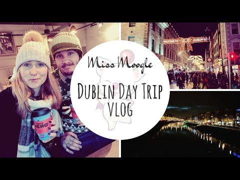 DUBLIN DAY TRIP | NATURAL HISTORY MUSEUM | FERRY TO IRELAND | Miss Moogle