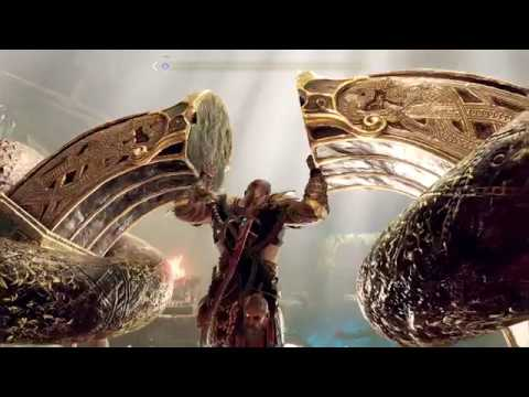 God Of War 4  Tyr's Hidden Chamber All Trap Puzzle  Full Guide